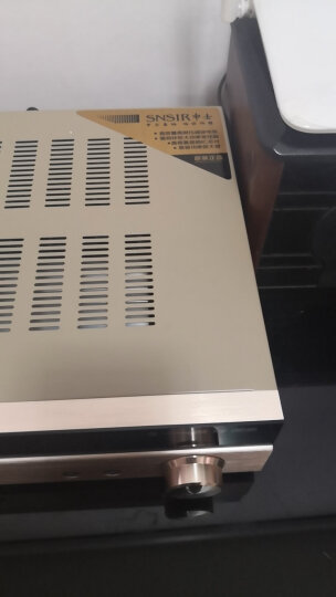 申士(SNSIR)AK系大功率蓝牙5.1功放家用HDMI高清家庭影院音响卡拉OK网络语音播放器 5.1声道B款600W 晒单图