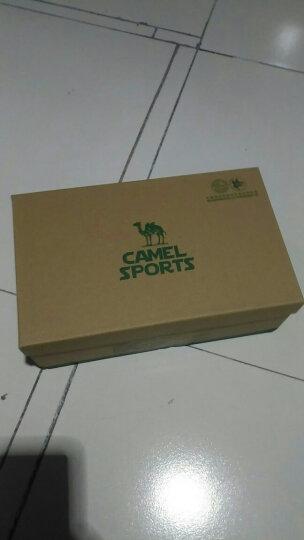 骆驼(CAMEL)运动鞋男女情侣款休闲透气跑步鞋慢跑鞋A712357085蓝色43 晒单图