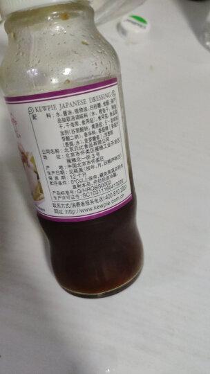 丘比(KEWPIE)沙拉汁 日式口味 拌水果蔬菜日式肥牛饭 日料佐料调料200ml 晒单图