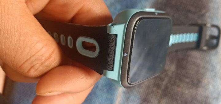 小寻 T2儿童电话手表女男孩小学生AI智能插卡双向通话GPS定位360度防丢手表手机手环礼物 小寻X2蓝色9重定位4G版 晒单图