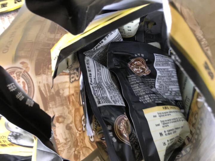 马来西亚进口 咖啡树 CoffeeTree 二合一槟城白咖啡 速溶咖啡粉450克(30克*15包) 晒单图
