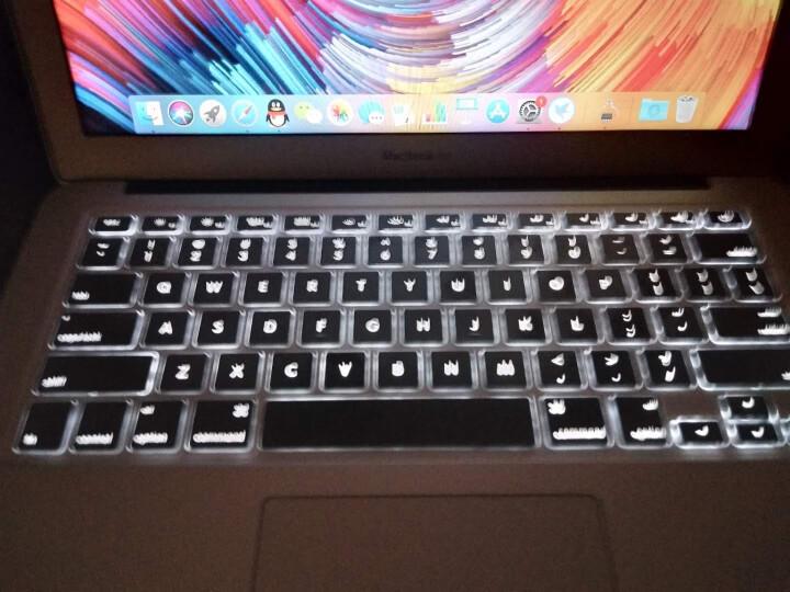 Apple MacBook Air 13.3   Core i5 8G 128G SSD 笔记本电脑 轻薄本 银色 MQD32CH/A 晒单图