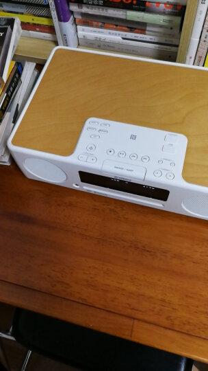 雅马哈(Yamaha)TSX-B235 音响 音箱 CD机 USB播放机 迷你音响 无线蓝牙hifi桌面台式CD音响 白色 晒单图