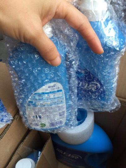 蓝月亮 亮衣护色 机洗+内衣手洗洗衣液 家庭套装 2KG*1瓶+1KG*3补充装+500G*2瓶+1KG*1瓶 晒单图