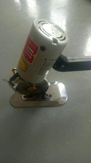 电剪刀裁布机裁剪机切布机裁剪刀服装剪刀裁断机电动圆刀裁剪机 合金刀片 晒单图