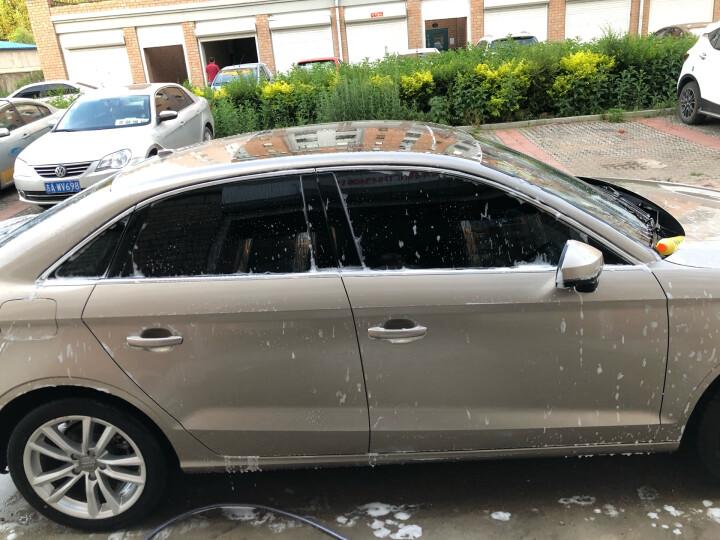 车旅伴 Car Buddy 珊瑚绒洗车擦车海绵 汽车美容清洗工具 汽车用品 2只装 橙色 HQ-C1269 晒单图