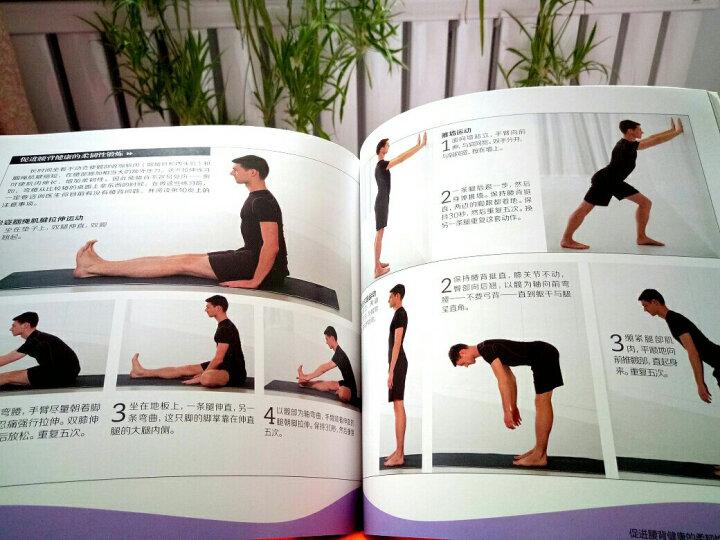 腰背健康圣经(全彩图解版) 晒单图