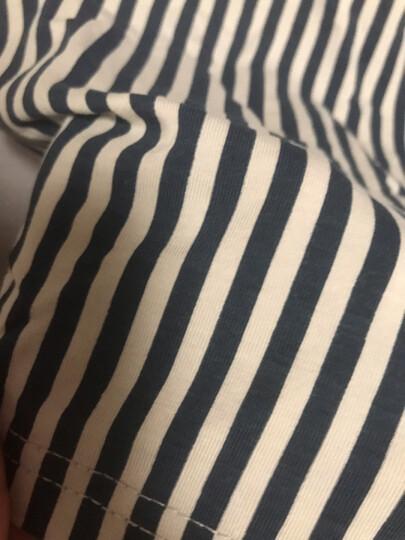 pinkdackeb 情侣睡衣女夏季男士短袖卡通宽松家居服套装 男款浅灰色 男款XL(推荐90-130斤穿) 晒单图
