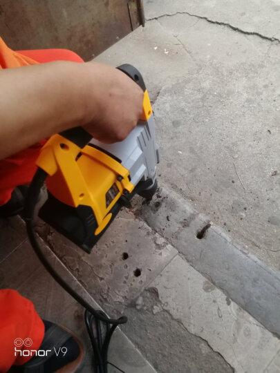 美国雷亚(Leiya)多功能电锤两用电镐工业级大功率冲击钻家用电钻混凝土克星 安全离合款C28-02(全能套)1880W 晒单图