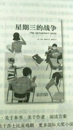 星期三的战争(新版) (爱心树童书) 晒单图