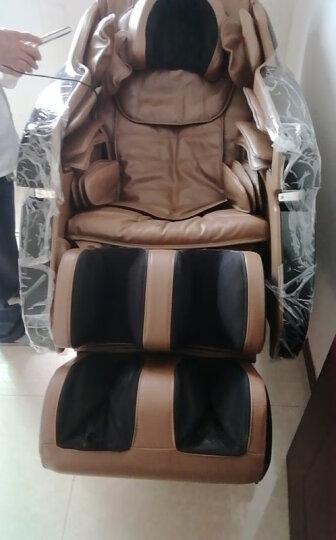迪斯(Desleep)美国迪斯按摩椅家用全身太空豪华舱电动按摩椅老人多功能智能按摩椅精选推荐A10L 复古棕 晒单图