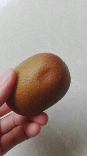 新西兰佳沛阳光金奇异果6个 单果约90-120g 金果猕猴桃新鲜水果 顺丰直达 晒单图