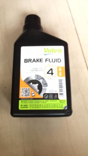法雷奥意大利进口刹车油汽车摩托车制动液DOT4通用型电动车离合器碟刹油450ML 晒单图