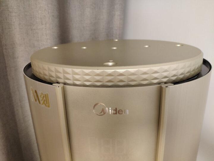 美的(Midea)2匹 M刻 超一级能效变频冷暖智能WiFi 客厅圆柱空调柜机KFR-51LW/BP3DN8Y-YB300(B1) 晒单图