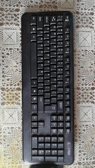 方正(iFound)W6208键盘鼠标套装 无线套装办公用防水键盘 薄膜键盘台式机笔记本电脑外接数字键盘 晒单图