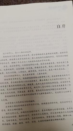 凤头猪肚豹尾 影视剧本与小说创作入门 晒单图
