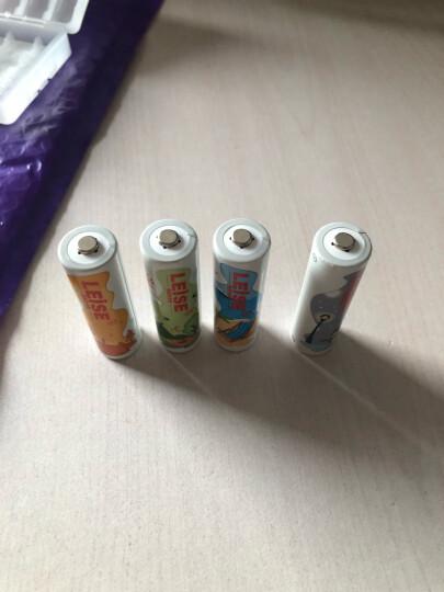 雷摄(LEISE)充电电池5号2700毫安大容量镍氢充电电池(四十节)适用:KTV麦克风/玩具/鼠标键盘(无充电器) 晒单图
