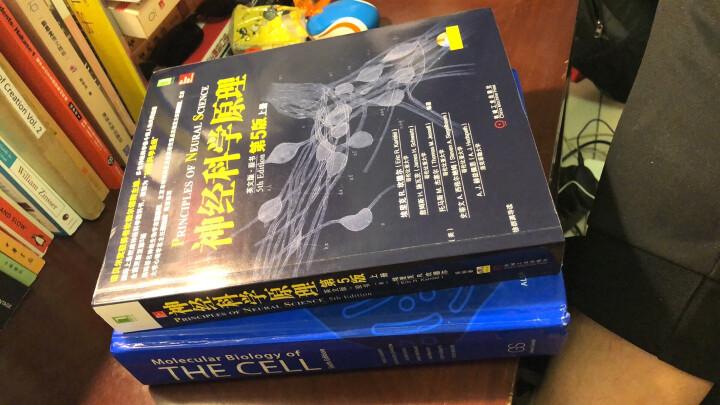 神经科学原理(英文版,原书第5版) 晒单图