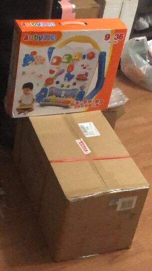 澳贝(AUBY) 多功能玩具 婴幼儿童学步车助步车手推车小象学步车 生日礼物男孩女孩玩具 463322DS 晒单图