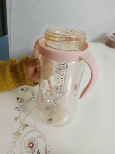 日康(rikang)奶瓶 PPSU宽口新生婴儿奶瓶 宝宝奶瓶防摔宽口带手柄 300ml RK-3170(颜色随机) 晒单图