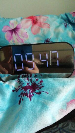 诺西(NUOXI) 蓝牙音箱无线便携手机插卡hifi重低音炮闹钟车载喇叭户外音箱收音机电脑迷你小音响 科技黑(升级版) 晒单图