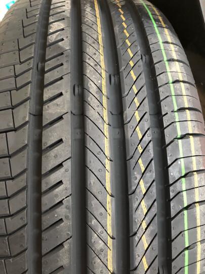 德国马牌(Continental) 轮胎/防爆胎 275/40R18 99Y CSC3 SSR 进口胎 ☆ 宝马原装星标 原配宝马5系后轮 晒单图