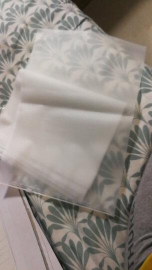 班哲尼 旅行收纳袋 行李衣服整理袋 半透明磨砂袋子 加厚塑料洗漱袋 大号5个中号5个装 晒单图