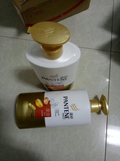 潘婷氨基酸护发素染烫修护750ml(润发乳 精华素 秀发能量水 新老包装随机发送) 晒单图