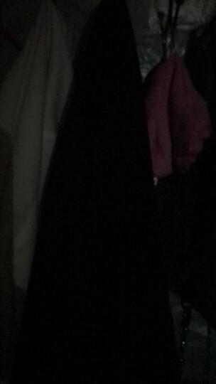 戈登路秋衣秋裤女士单件莫代尔薄款高腰塑身美体裤加大码提臀修身打底裤紧身保暖棉毛裤衬裤 麻黑色 均码单条装 晒单图