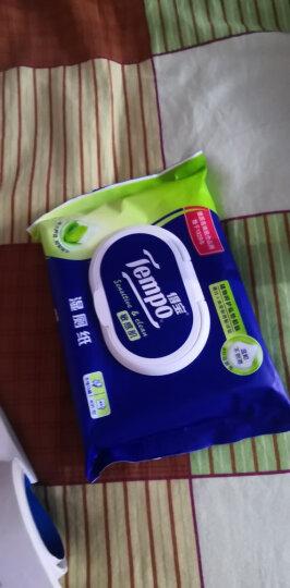 得宝(Tempo) 湿厕纸 洋甘菊 40片装  可搭配卫生纸使用 晒单图