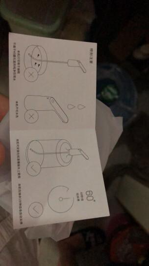 拜杰(Baijie)漏斗型核桃夹 坚果钳子山核桃夹 剥壳器工具 银色 晒单图
