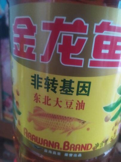金龙鱼 食用油 非转基因 东北大豆油5L 晒单图