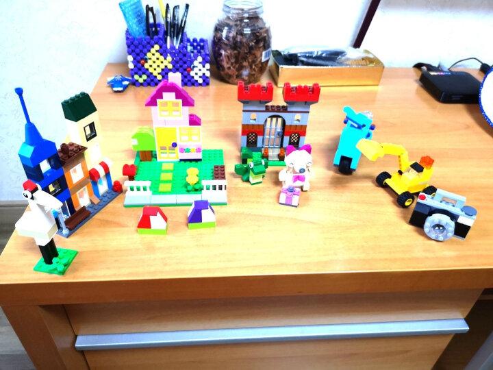 乐高(LEGO)积木 经典创意Classic大号积木盒 4-99岁 10698 儿童玩具 男孩女孩生日礼物 小颗粒 晒单图