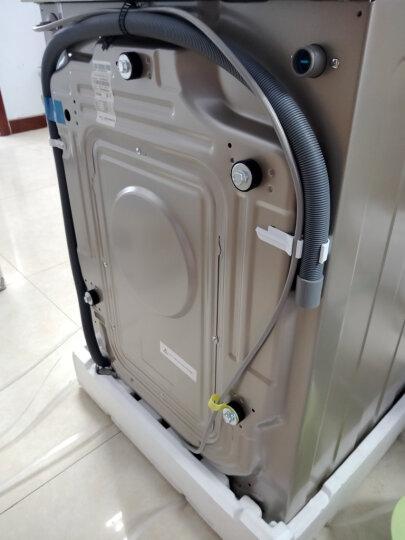 海尔(Haier)10公斤斐雪派克直驱变频滚筒洗衣机 创新太极洗 双智能系统 EG10014BD59GU1JD 大容量 晒单图