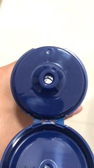 妮维雅(NIVEA)男士控油冰极矿物炭洁面泥100g(洗面奶 控油冰爽 深层清洁 护肤品) 晒单图