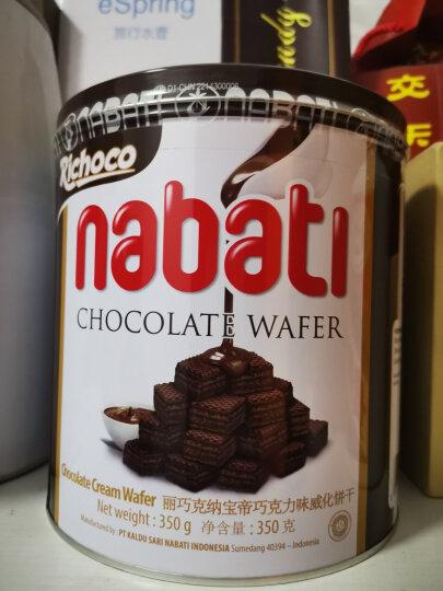 印尼进口 Nabati 丽芝士(Richeese)休闲零食 奶酪味 威化饼干170g/罐 早餐下午茶 晒单图