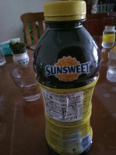 美国进口 Sunsweet 日光牌加州西梅汁946ml 纯果汁果蔬汁饮料饮品孕妇可以喝 晒单图