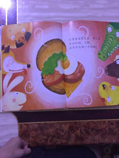 儿童行为习惯培养绘本:小鳄鱼的糖果牙齿 孩子不爱刷牙,怎么办? 晒单图
