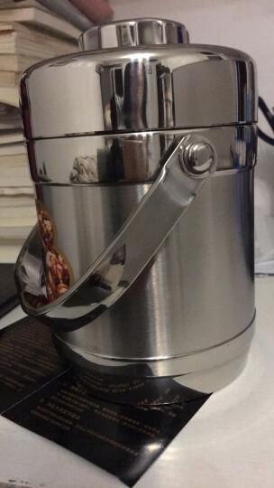 金钥匙(GOLDEN KEY)真空提锅 304不锈钢保温饭盒 保温桶1.6L GK-Z1600T 晒单图