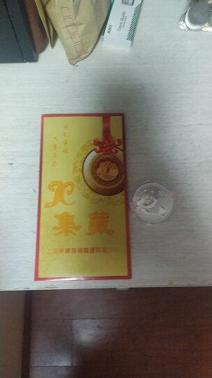 上海集藏 中国金币2015年熊猫金银币 1盎司熊猫银币 红盒子包装 晒单图
