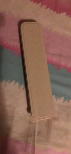 onlycook 便携餐具304不锈钢 筷子勺子旅行学生筷勺套装三件套 A款大号 晒单图