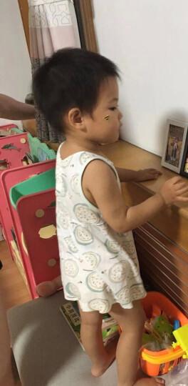 阳光男孩 儿童贴纸立体卡通贴纸PVC材质卡通动物人物粘贴画 超人(长29.5) 晒单图