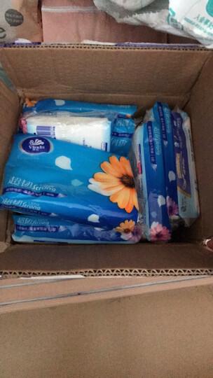 维达(Vinda) 维达抽纸软包纸面巾餐巾纸车载纸3层40抽婚宴席用纸巾 10包 晒单图