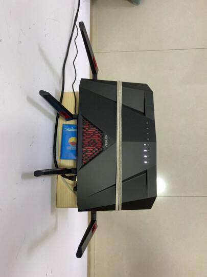 【家用全千兆|双频1200M】华硕(ASUS)RT-AC1200GU高速路由/5G无线路由器/穿墙利器 晒单图