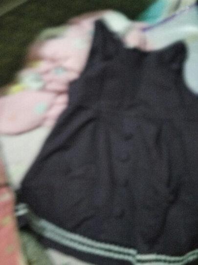 婧麒防辐射服孕妇装金属纤维马甲大码衣服四季款-清仓款 藏青色-8368 XL 晒单图