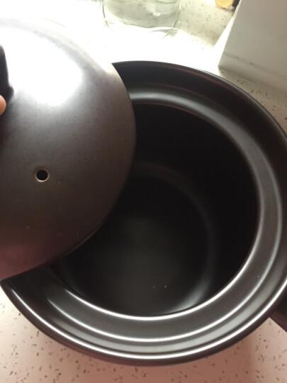 苏泊尔supor砂锅·石锅·陶瓷煲·新陶养生煲4.5L·深汤煲/TB45A1 晒单图
