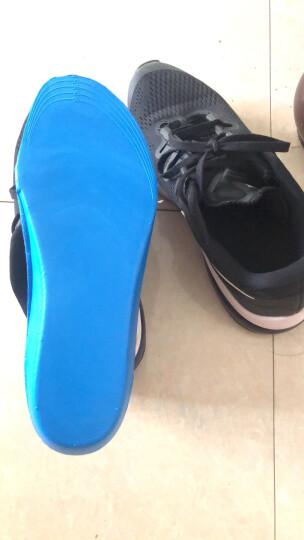 屈臣氏获奖品牌 ELEFT 超轻盈增高鞋垫 隐形软垫全垫男女 黑色1CM 晒单图