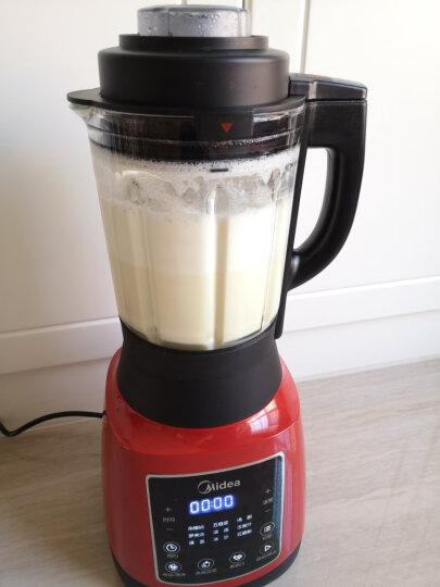 美的(Midea)破壁机家用加热破壁料理机榨汁机搅拌机辅食机 智能保温WBL1021S 晒单图