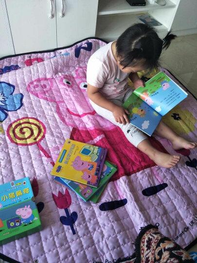 小猪佩奇图书 3-6岁儿童少儿动画睡前故事书英语绘本早教启蒙书籍 中英文双语图画书 套装1册 晒单图
