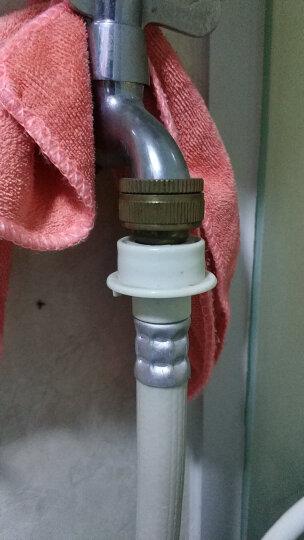 佳百丽 洗车水枪接头 快速接头 铜接头 水龙头接头 洗车工具连接器 洗衣机接头 晒单图